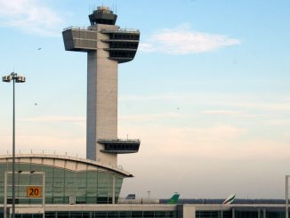 Tower at JFK Airport