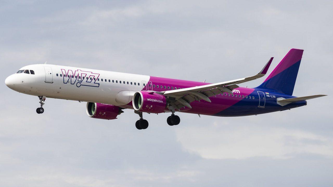 Wizz Air Receives First Airbus A320neo International Flight Network
