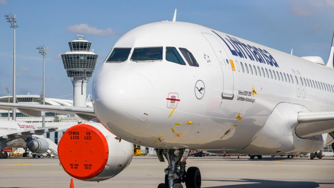 Lufthansa rescue package worth €9 billion approved by German government