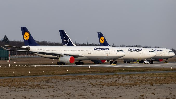 Lufthansa in advanced talks for state rescue deal worth €9 billion