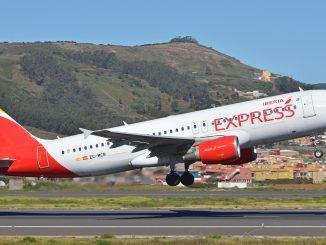 Iberia Express Airbus A320