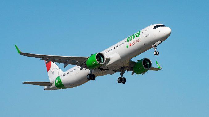 Viva Aerobus Airbus A321neo