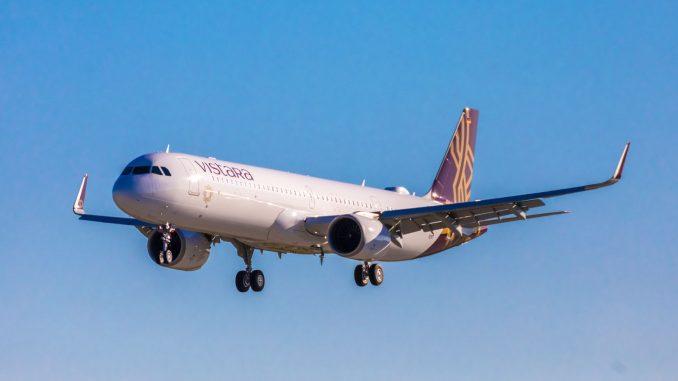Vistara Airbus A321neo