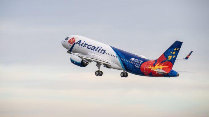 Aircalin Airbus A320neo