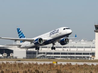 JetBlue Airways Airbus A220-300 aircraft