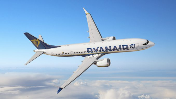 Ryanair gives Boeing a boost by ordering 75 more MAX jets