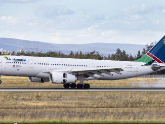 Air Namibia Airbus A330