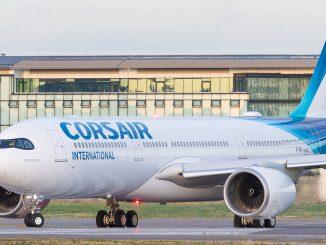 Corsair Airbus A330-900neo aircraft