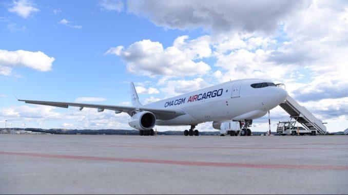 CMA CGM Air Cargo Airbus A330 freighter