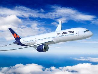 Air Premia Boeing 787-9 Dreamliner