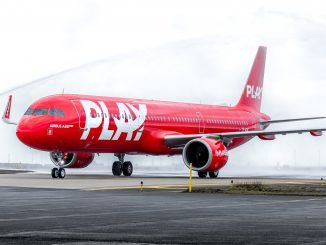 Fly Play Airbus A321neo aircraft
